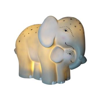 "House Of Disaster Lampe_Elefant ""Mor og Barn"" (532-EURBABYELE)"