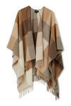 Lexington Palma Poncho Ullmix Bruntoner (588-22113900)