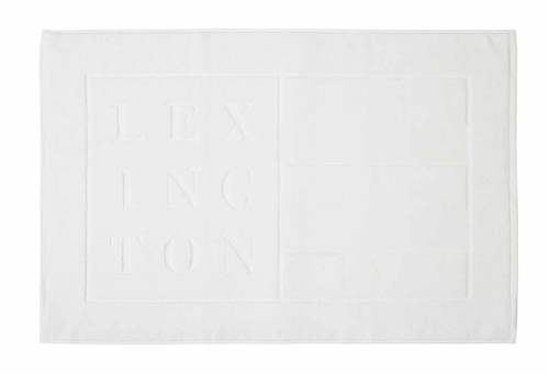 Lexington Hotel Badematte Hvit (588-10082202-white)