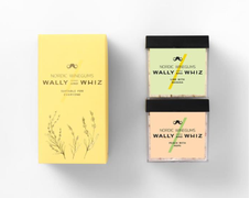 Wally and Whiz Easter-Box 280g Nordic-Winegums Vegansk
