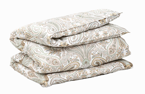 GANT KeyWest Paisley Dynetrekk Putty_200x220cm (589-851005403-putty)