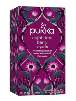 Pukka Te Night Time Berry (557-650)