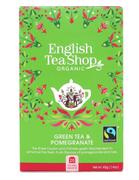 English Teashop GreenTea&Pomegranate