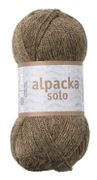 Järbo Garn Alpacka Solo Coconut-Brown 29104, 50g