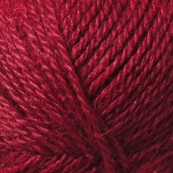 Järbo Garn AlpackaSoloMaroon-Red29110,  50g (634-29110)