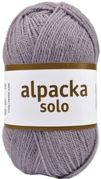 Järbo Garn Alpacka Solo Frosty-Purple 29132, 50g