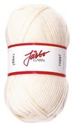 Järbo Garn Raggi Natural White 1500, 100g