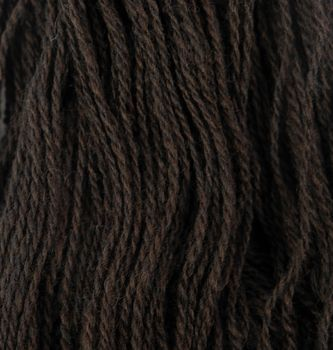 Järbo Garn 2tr Ull Ashen-Brown 74112, 100g