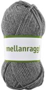 Järbo Garn Mellanraggi Dark Gray 28212, 100g
