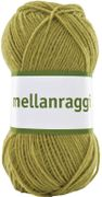 Järbo Garn Mellanraggi Light Olive 28235, 100g
