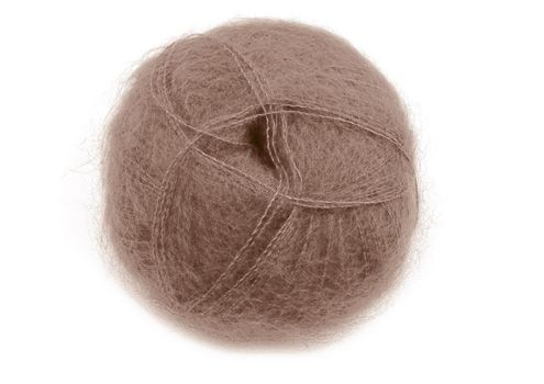 Mohair by Canard Brushed Lace Bark 3003, 25g