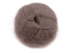 Mohair by Canard Brushed Lace Taupe 3007, 25g