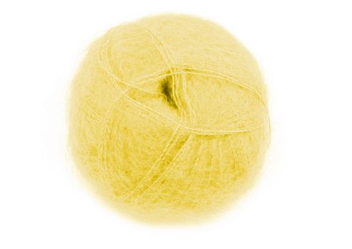 Mohair by Canard Brushed Lace Buttercup 3009, 25g