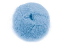 Mohair by Canard Brushed Lace Isblå 3012, 25g