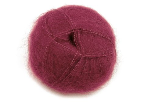 Mohair by Canard BrushedLaceRhododendron3017, 25g
