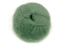 Mohair by Canard Brushed Lace Oliven 3028, 25g