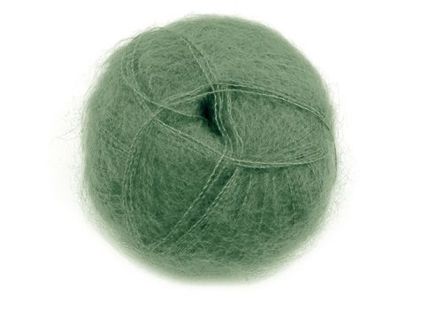 Mohair by Canard BrushedLaceOliven3028, 25g