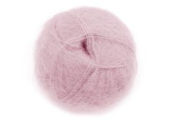 Mohair by Canard Brushed Lace Rosa 3038, 25g
