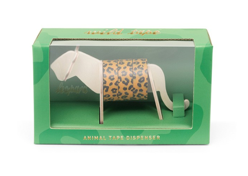 Home Collection Taperullholder Leopard (470-LUKWTL)