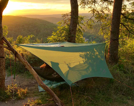 Amazonas ultra-light Traveller Tarp 800g