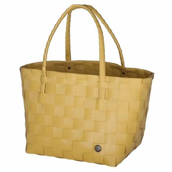Handed By Veske Paris Shopper Mustard
