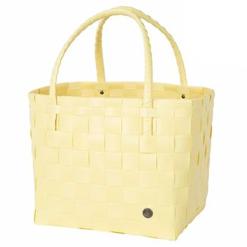 Handed By Veske Paris Shopper Lemon