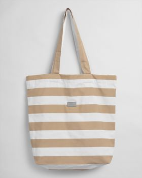 GANT UV Stripe Bag DrySand