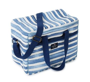 Lexington Kjølebag Striped Blå