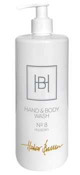 Halvor Bakke Hand-Body Wash No8 Mulberry