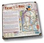 Asmodee Brettspill Ticket-To-Ride Nordic (617-DOW7298S)