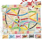Asmodee Brettspill Ticket-To-RideLondon 70-tallet (617-DOW720961)