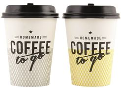 House Doctor Pappkrus Coffee-to-go 2x12 stk