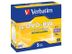 VERBATIM 4x DVD+RW 4,7GB (SERL) 5-pack Jewel Case