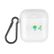 CASEMATE AIRPODS 1-2 ECO94 CL EAR CASE/ BLACK CARABINER CLIP ACCS