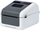 BROTHER Label printer TD4550DNWB + interface serie RS-232C + Ethernet + Wi-Fi + Bluetooth + USB host and a screen