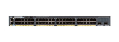 CISCO Switch/ Cat 2960-X 48GigE 370W 2x10G SFP+ (WS-C2960X-48LPD-L)