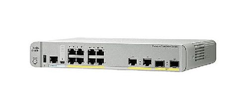CISCO CATALYST 3560-CX 8 PORT DATA IP BASE              IN CPNT (WS-C3560CX-8TC-S)