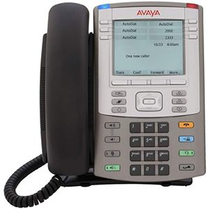 AVAYA IP Phone 1140E Graphite (NTYS05AFE6)