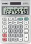 CASIO calculator MS-88ECO, Grey