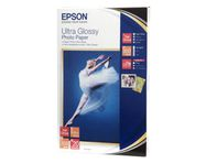 10x15cm Ultra Glossy Photo Paper (20 sheets)