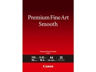 FA-SM1 A4 25 FINEART SMOOTH A4 25 SHEETS SUPL