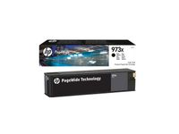 HP INK CARTRIDGE NO 973X BLACK PAGEWIDE / HIGH YIELD SUPL (L0S07AE)