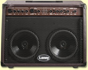 "Laney La65D Akustisk Gitarforsterker,  2 stk 8"" Element (110830)"