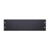 "Adam Hall 19"" Parts 19"" Flat Rack Panel Aluminium,  3U (8723)"