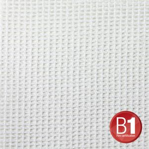 Adam Hall Accessories Gauze, material 202 3x6m with eyelets, white (0157 X 36 W)