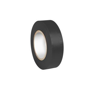Adam Hall Accessories Insulating Tape 0.13 x 19 mm x 20 m black (580813 BLK)