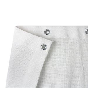 Adam Hall Accessories Gauze, material 202 4x6m with eyelets, white (0157 X 46 W)