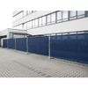 Adam Hall Accessories Fence Panel Gauze type 800 1.76 x 3.41 m, with eyelets, dark blue (0159 X BAU 5)