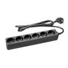Adam Hall Accessories 6-Outlet Power Strip 5m cable length (8747 X 6 M 5)