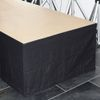 Adam Hall Accessories Platform cladding B1 with Velcro 2 x 0.6 m (0153 X 206)